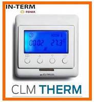Электронный термостат для теплого пола IN-TERM E 60