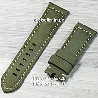 Ремінець до годинників OFFICINE PANERAI Green., фото 1