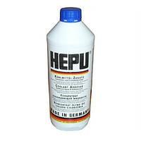 Антифриз HEPU P999 G11 синий -38°C  1,5л
