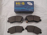 Колодки тормозные передние Hyundai  Accent Solaris IV (RB) Kia Rio III (UB)