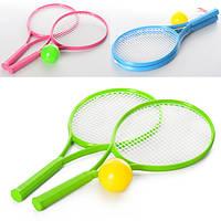 Детский набор для игры в теннис 53×24.5×9 см ТехноК 2957