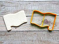 Прапорець - Форма для печива і пряників