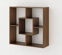 Полка для сувениров, квадратная