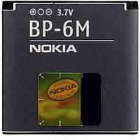 Батарея АКБ Nokia BP-6M (3250, 6233, 6151, 6288, N73, N77)