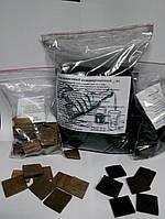 Кокосовый уголь 207 С. для очистки дистиллята.3кг.