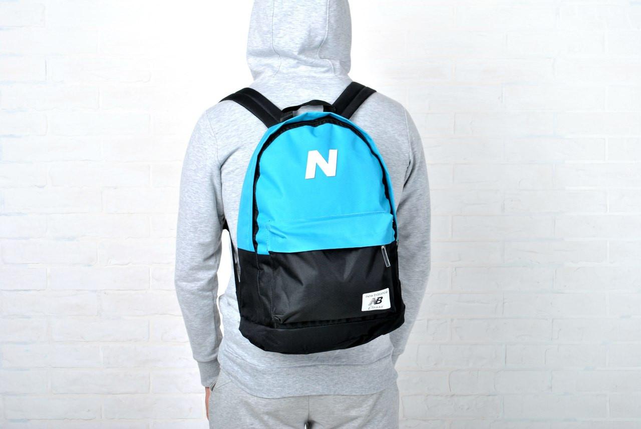 Городской спортивный рюкзак нью бэланс (New balance) купить в ... 7b199baaddb