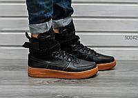 Мужские кроссовки Nike Air Force High. Оплата при получении!