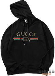 Худи Gucci Black (ориг.бирка)