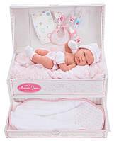 Кукла Валенсия в подарочной коробке 33 см. Antonio Juan