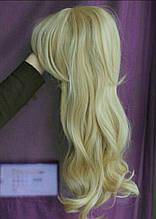 Парик длинный ровный,парик блондинка,парик блонд,