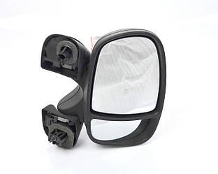 Наружное зеркало (R, правое) с подогревом на Renault Trafic II 01->2014 - Opel (Оригинал) - 91160051