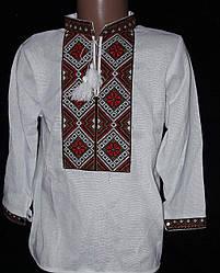 Рубашка-вышиванка для мальчиков