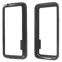 Чехол бампер TPU для Samsung Galaxy S5 mini G800 черный