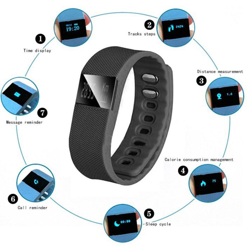 Умные часы Smart watch TW64 фитнес браслет