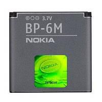 Аккумулятор на Nokia BP-6M, 1070 мАч