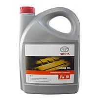 Моторне масло TOYOTA 5W-30 Fuel Economy 5л