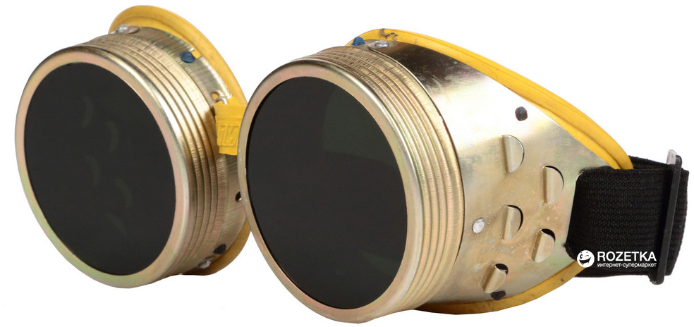 Очки защитные ЗНР-1 в металлической оправе