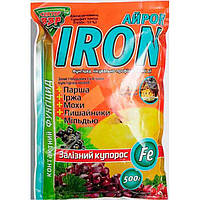 Залізний купорос 250г 4820072975114 Айрон Iron // железный