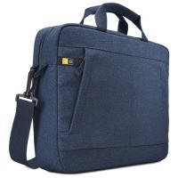"Сумка для ноутбука CASE LOGIC Huxton 14"" Attache HUXA114 - (Blue)"