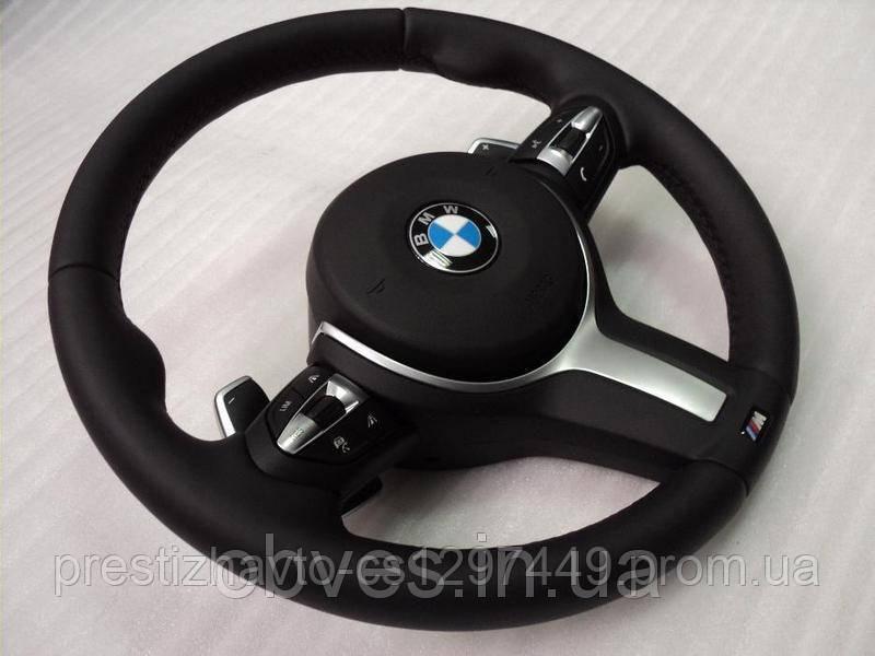 Руль на M5 BMW 5-series F10