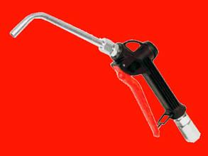 Маслораздаточный пистолет Groz 45715 OGY/S/1-2R/B для пневматических насосов под дизель и масло