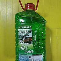 Омыватель стекла зимний -20 STANDARD Mint winter зеленый (канистра 4л) <ДК>
