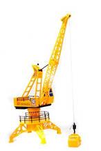 Кран на радиоуправлении Super Crane