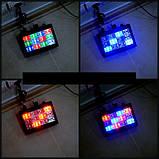 Стробоскоп Led Room Strobe RGB 12 - домашняя цветомузыка, фото 2