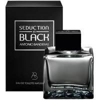 Antonio Banderas Seduction in Black 100 мл Туалетная вода
