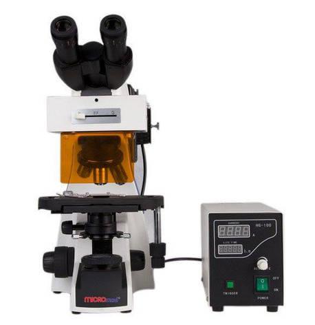 Флуорецентный микроскоп XS-8530 MICROmed, фото 2