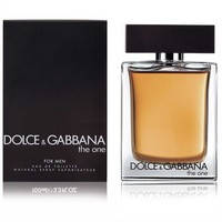 Dolce & Gabbana The One For Men Туалетная вода 100 ml