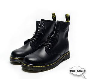 Ботинки мужские Dr. Martens Boots (черные) Top replic, фото 2