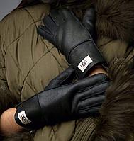 Перчатки зимние UGG