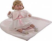 Кукла Сара с волосами, Berbesa, 50 см