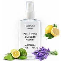 Givenchy Pour Homme Blue Label 110 ml