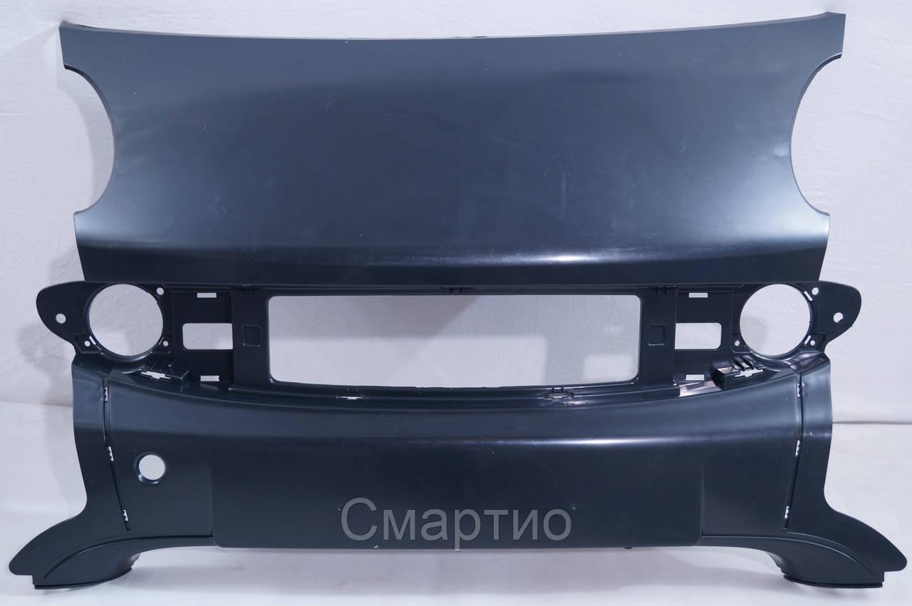 Бампер передний Smart ForTwo 450 (2002-2007) BLIC 5510-00-3502901P НОВЫЙ