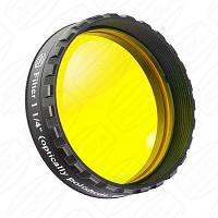 """Цветной светофильтр Baader Planetarium жёлтый, 1,25"""""""