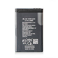 Аккумулятор (батарея) для Nokia BL-5C, 1020 мАч