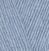 Пряжа Alize Lanagold 800 221 ( Ализе Ланаголд 800 ) светлый джинс