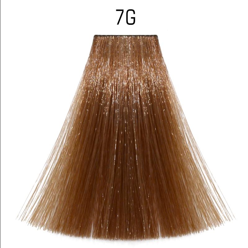 7G (блондин золотистый) Стойкая крем-краска для волос Matrix Socolor.beauty,90ml