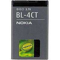 Аккумуляторная батарея (АКБ) для Nokia BL-4CT, 860 мАч