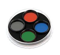 Набор светофильтров Celestron (23A, 38A, 58, ND-50)