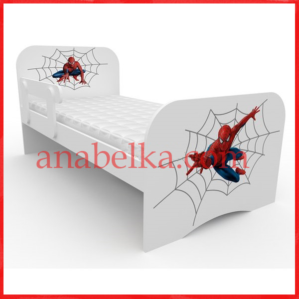 "Кроватка ""Спайдермен"" (Mebelkon)"