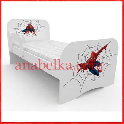 "Кроватка ""Спайдермен"" (Mebelkon), фото 2"