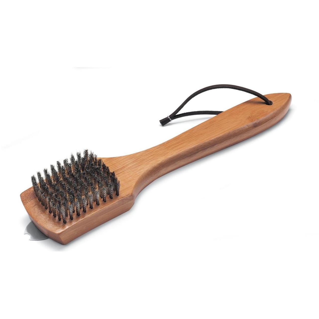 Щетка для чистки барбекю с дерев. ручкой (Accessories Basic) ( 6463 )
