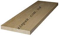 Ступени для лестница из дерева дуб 40 х 300 х 1250 мм