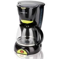Кофеварка капельная POLARIS PCM 1211 Черный/салатовый