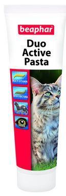 Витамины Беафар Дуо актив паста с таурином для кошек, 100г