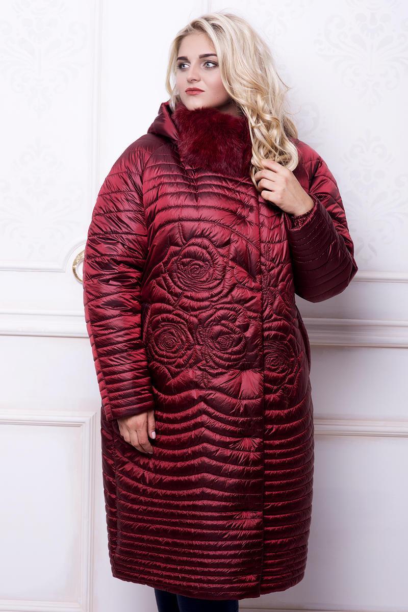 Зимнее двубортное пальто, Арт.567