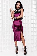 Очень красивое бархатное платье с сеткой 3 цвета